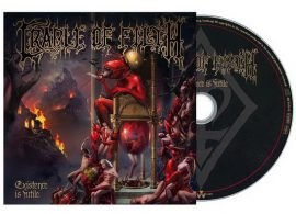 CRADLE OF FILTH: Existence Is Futile (CD, +bonus, ltd.)