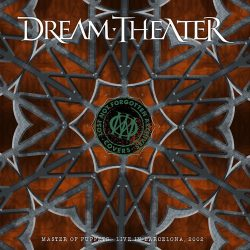 DREAM THEATER: Master Of Puppets - Live Barcelona (CD)