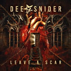 DEE SNIDER: Leave A Scar (CD)