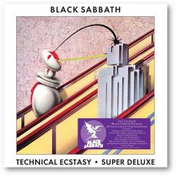 BLACK SABBATH: Technical Ecstasy (5LP, box)