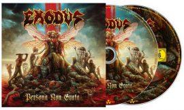 EXODUS: Persona Non Grata (CD+Blu-ray)