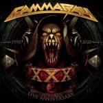 GAMMA RAY: XXX Years Live (3LP+Blu-ray)