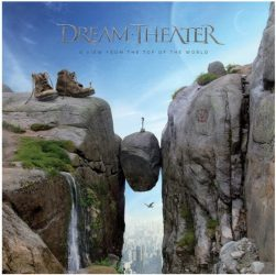 DREAM THEATER: A View From The Top Of The World (CD)