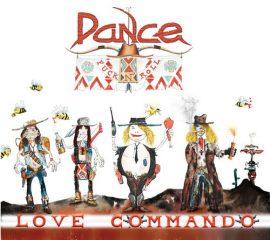 DANCE: Love Commando (CD, 2021 újrakiadás, digipack)