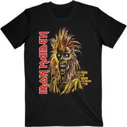 IRON MAIDEN: Iron Maiden First Album (póló)