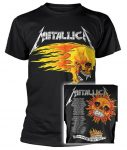 METALLICA: Flamming Skull Tour '94 (póló)