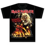 IRON MAIDEN: The Number Of The Beast (póló)