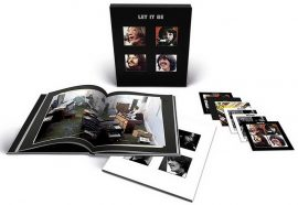 BEATLES: Let It Be (5CD+Blu-ray, 100 pgs booklet)