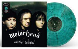 MOTORHEAD: Overnight Sensation (LP, green/black smoke)