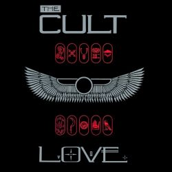 CULT: Love (CD)