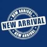 New arrivals (list+links)